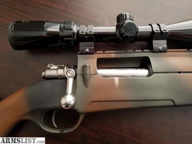 ARMSLIST - For Sale/Trade: Yugo M48 Mauser 8mm ATI Camo