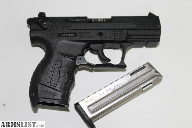 ARMSLIST - For Sale: Preowned Walther P22