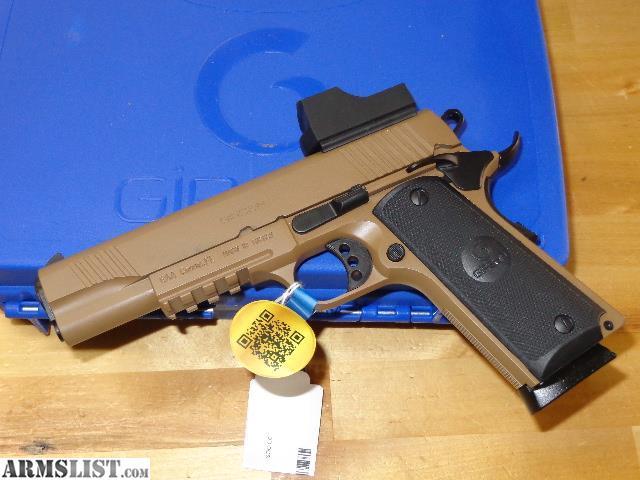 ARMSLIST - For Sale: NEW -- EAA Girsan MC 1911 S T  45 acp