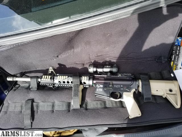 ARMSLIST - For Sale: Colt M4 Carbine LE6920 SOCOM