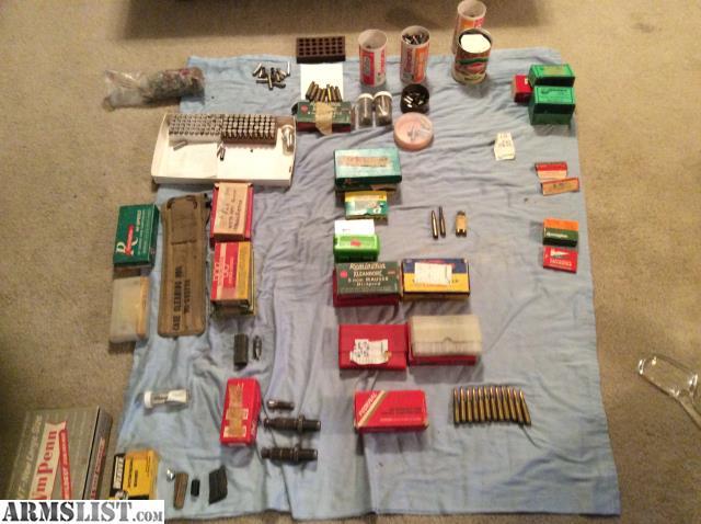 8mm Mauser Bullets For Reloading