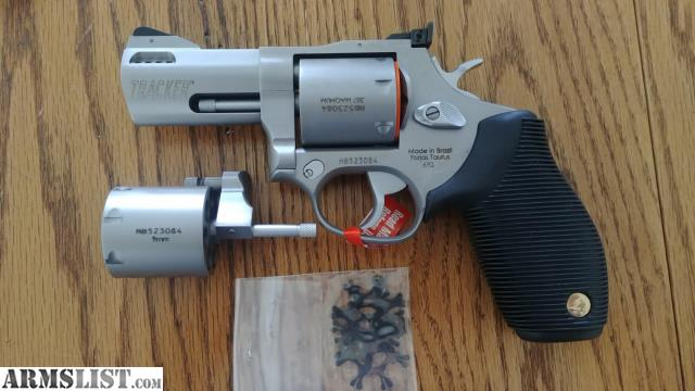 ARMSLIST - For Sale: Taurus 692 Tracker  357/ 38/9MM New in Box