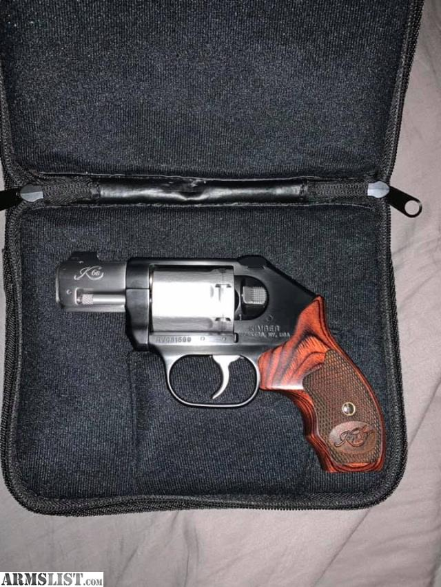 ARMSLIST - For Sale/Trade: Kimber K6s CDP