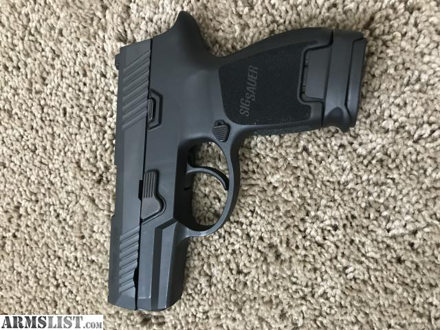 ARMSLIST - For Trade: P320 Subcompact with 15 round mag and