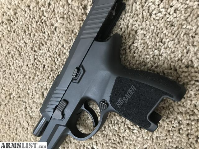 ARMSLIST - For Trade: P320 Subcompact with 15 round mag and X-grip