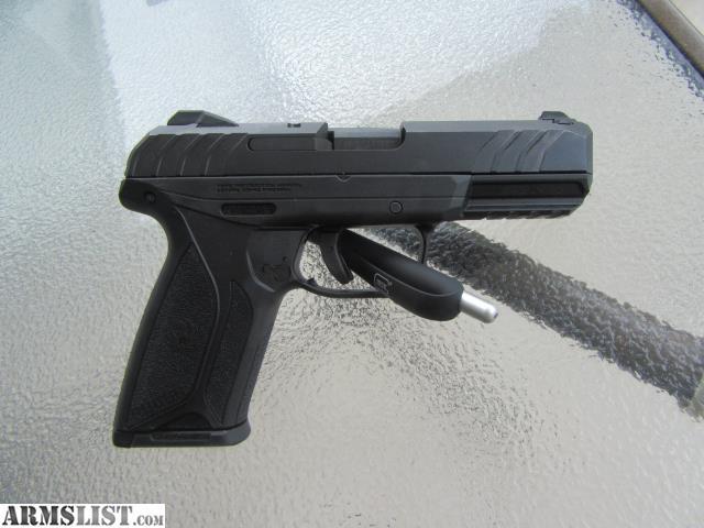 ARMSLIST - For Sale: RUGER SECURITY - 9 9 MM CAL  PISTOL
