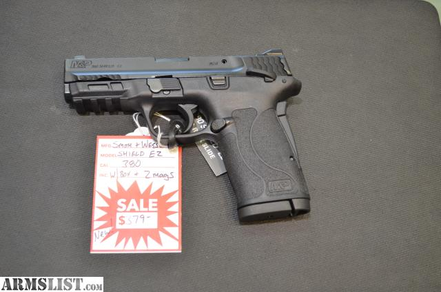 ARMSLIST - For Sale: Smith & Wesson 380 EZ Shield NEW