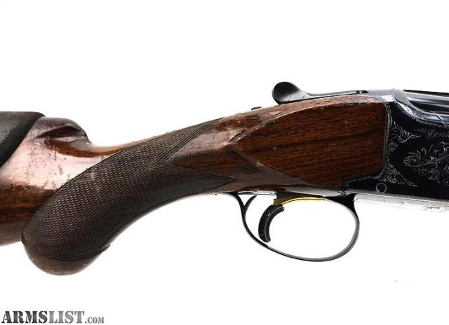 ARMSLIST - For Sale: Belgium Browning Superposed with Cased