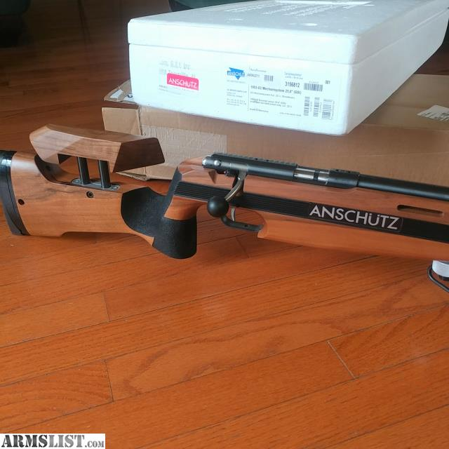 ARMSLIST - For Sale: Brand New Anschutz 1903 Competition  22