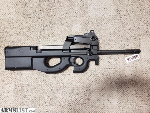 Ps90 For Sale >> Armslist For Sale New Fn Ps90 With Reflex Sight