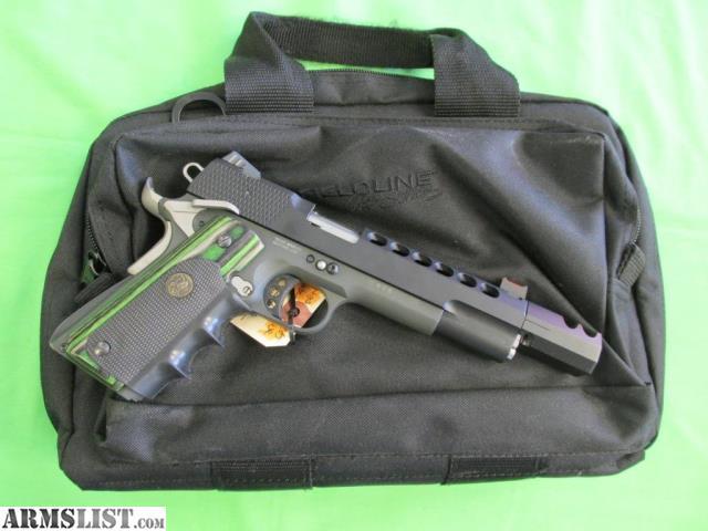 ARMSLIST - For Sale: GSG  22LR 1911-22 target/race gun # 9862
