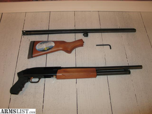 ARMSLIST - For Sale: Mossberg 500 Field/Security Combo - New