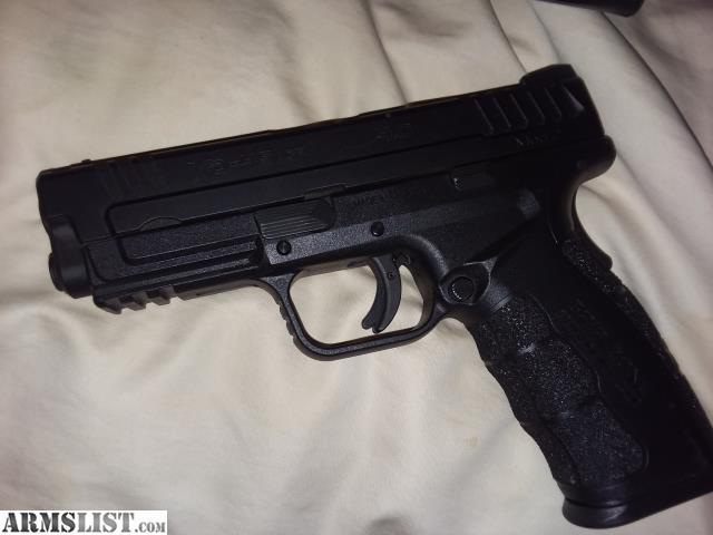 ARMSLIST - For Sale/Trade: Springfield armory xd mod 2 45