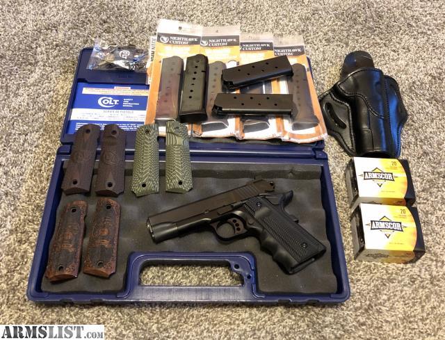 ARMSLIST - For Sale/Trade: Colt 1911 Lightweight Commander