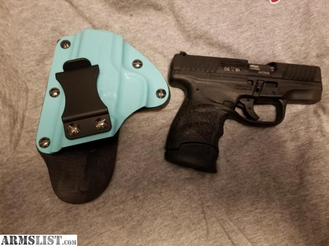 ARMSLIST - For Sale/Trade: Walther pps m2 with holsters