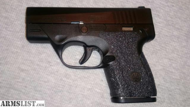 ARMSLIST - For Trade: Beretta Nano 9mm and Kel-Tec P3at  380
