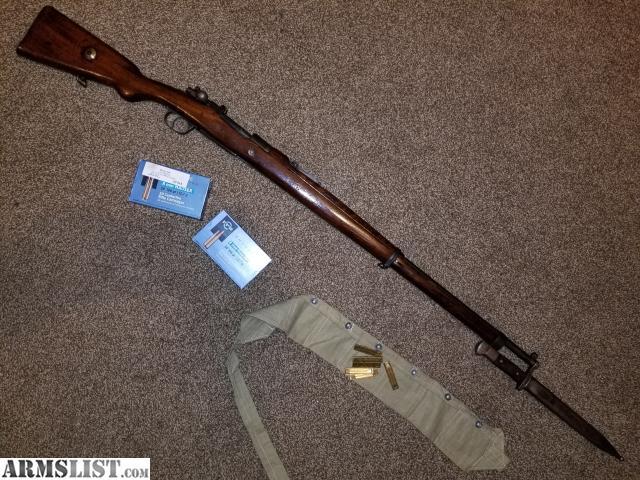 ARMSLIST - For Sale/Trade: *PRICE DROP* 1939 Ankara Turkish M1938