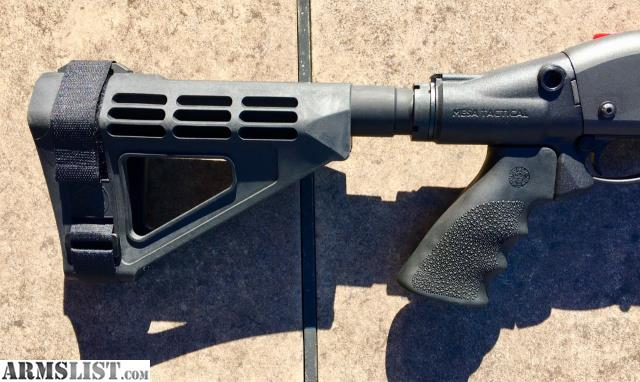 ARMSLIST - For Sale: Mesa Tactical adapter, SB Tacitcal brace, for