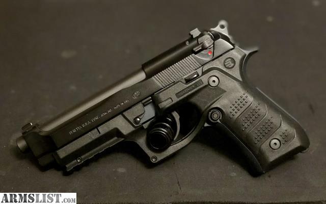 ARMSLIST - For Sale: Beretta 92FS Brigadier with Wilson Combat