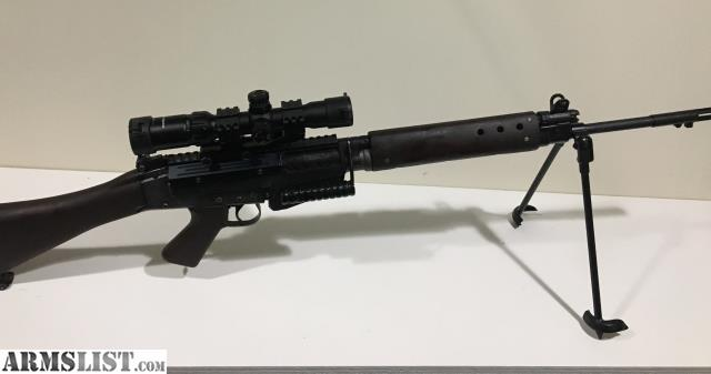 ARMSLIST - For Sale/Trade: FN FAL L1A1 Sporter- price lowered!