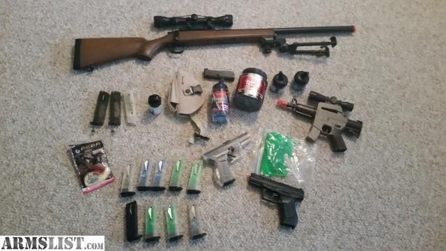 ARMSLIST - Upper Peninsula Paintball/Airsoft Classifieds