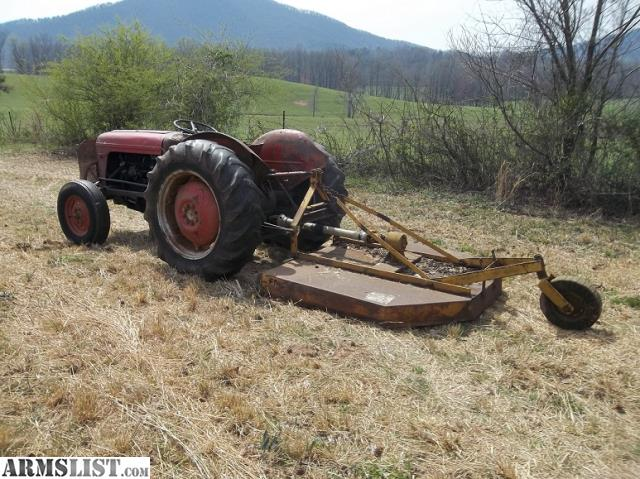 Armslist For Sale 1958 60 Massey Ferguson To 35 Deluxe