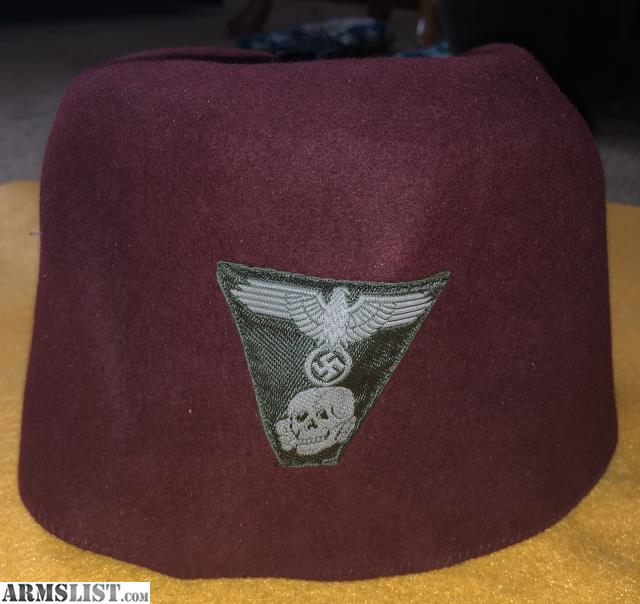 ARMSLIST - For Sale: Nazi WW2 Waffen SS FEZ