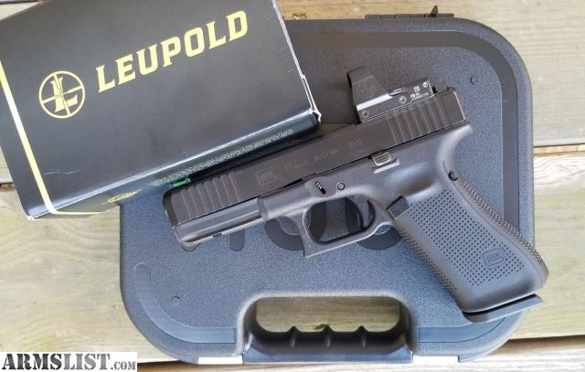 ARMSLIST - For Sale/Trade: LNIB Glock 17 Gen 5 MOS, FS, Ambi