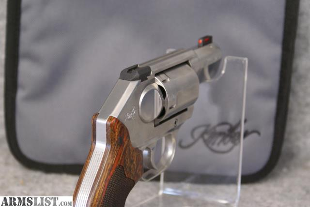 ARMSLIST - For Sale: KIMBER K6S DELUXE CARRY - 357MAG