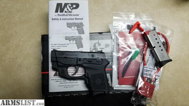 ARMSLIST - For Sale: Smith and wesson m&p guard 380 crimson