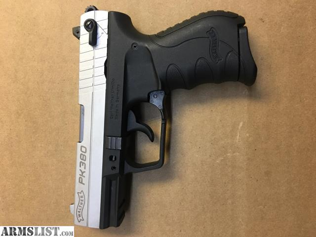 ARMSLIST - For Sale: Walther PK380