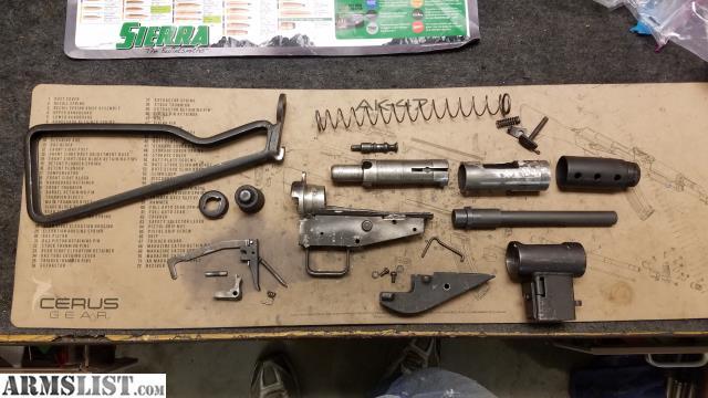 ARMSLIST - For Sale: Sten Gun MKII machine gun kit