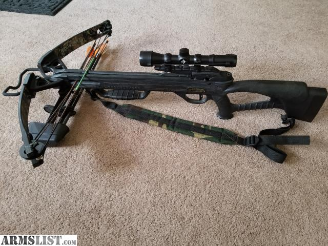 ARMSLIST - For Sale/Trade: Horton Crossbow - FS/FT