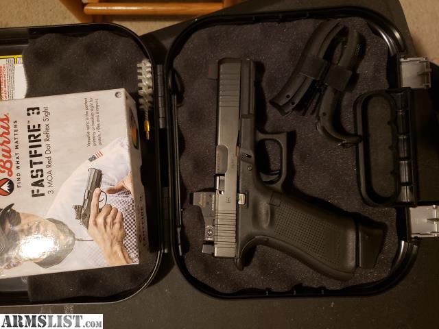 ARMSLIST - For Sale: Gen 5 Glock 17 MOS FS