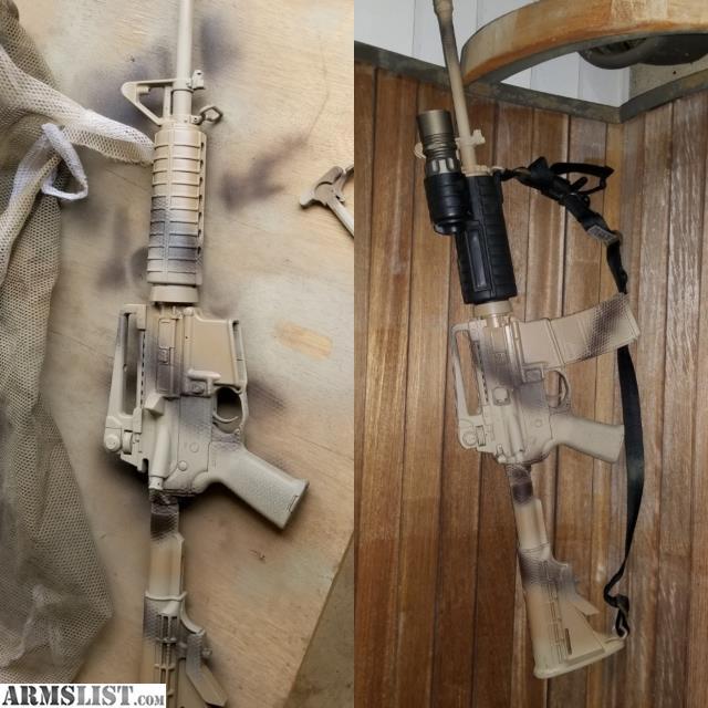 ARMSLIST - For Sale: Ar15, lightweight carbine