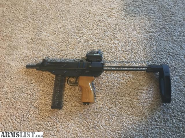 ARMSLIST - For Sale/Trade: Vz  61 with tailhook