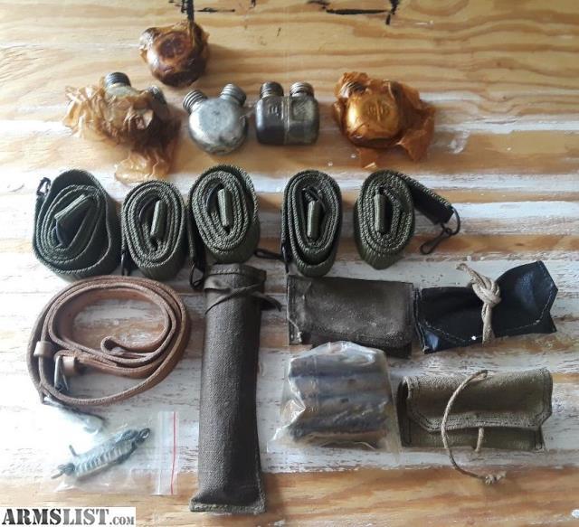 ARMSLIST - For Sale: Gun parts&Military Surplus FS