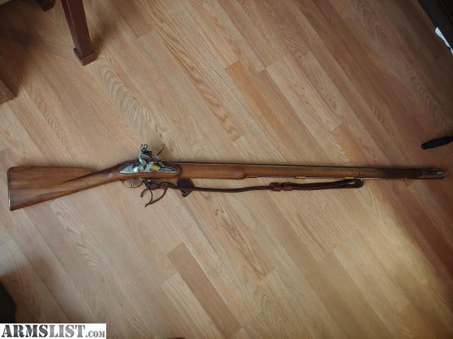 ARMSLIST - For Sale: Short Land Brown Bess Musket