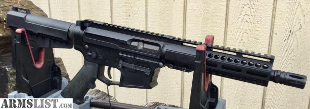 ARMSLIST - For Sale: New Frontier Armory C-45 AR pistol 45