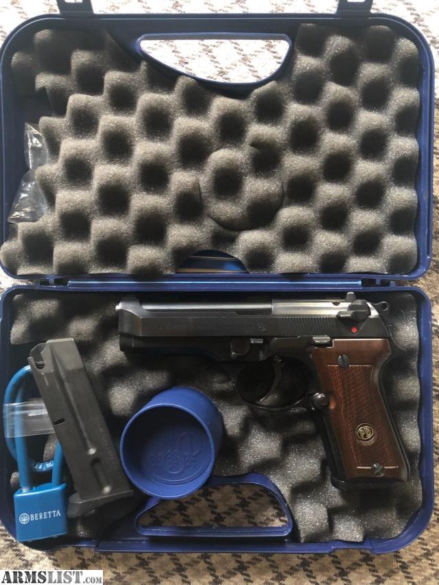 ARMSLIST - For Sale: Beretta 92sb compact