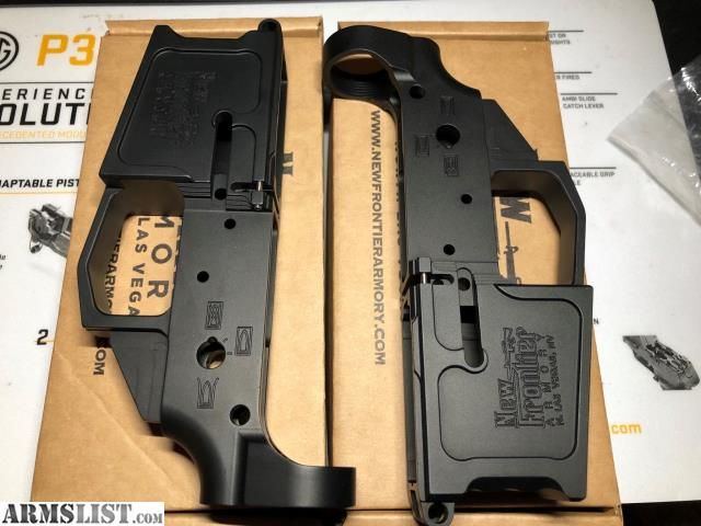 ARMSLIST - For Sale: New Frontier Armory C4 (AR 15) lower