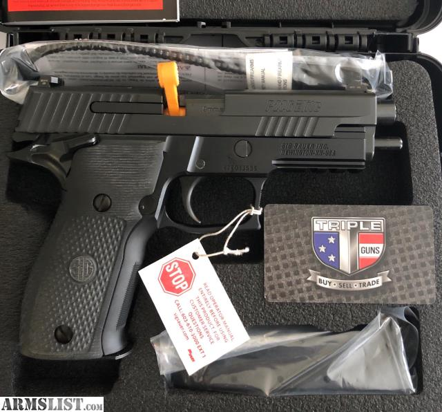 For Sale: Sig Sauer P226 Elite SAO