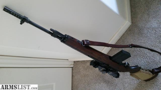 ARMSLIST - For Sale/Trade: Springfield M1A National Match 1989