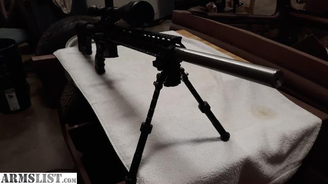 ARMSLIST - For Sale: AR-15  204 Ruger Custom Match Grade