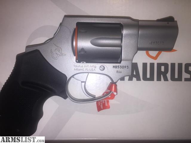 ARMSLIST - For Sale: Taurus 856 hammerless