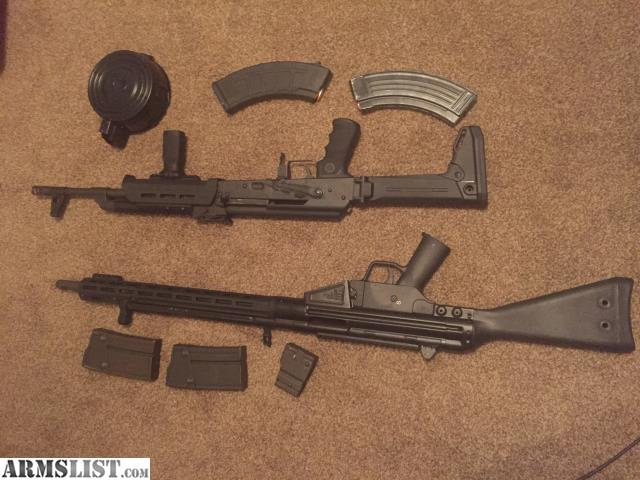 ARMSLIST - For Sale: C308 and Ras47