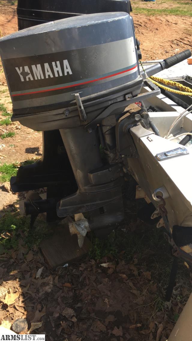 ARMSLIST - For Sale/Trade: Yamaha 25 hp