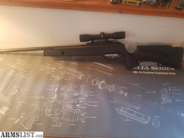 ARMSLIST - For Sale: Gamo Big Cat 17 Caliber Air Rifle