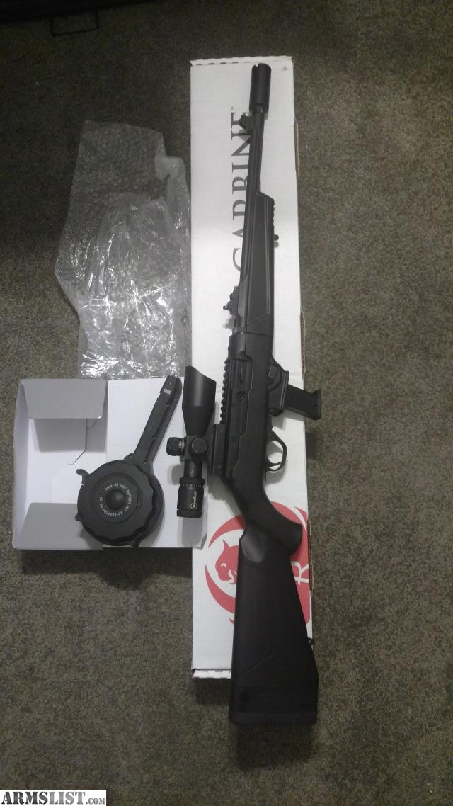 Armslist For Saletrade Ruger Pc9 Takedown Package With 50rd