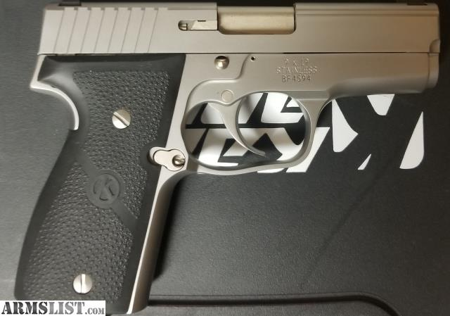 ARMSLIST - For Trade: KAHR K9 Stainless